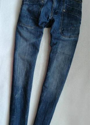 Стильные фирменные джинсы chief denim brand р.28