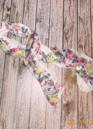Гламурный шарф для девушки
