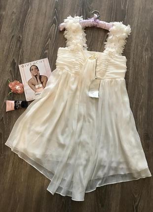 Нарядное платье- frock and frill