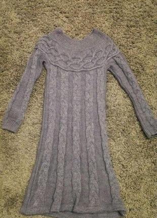 Платье palvira зимнее тёплое