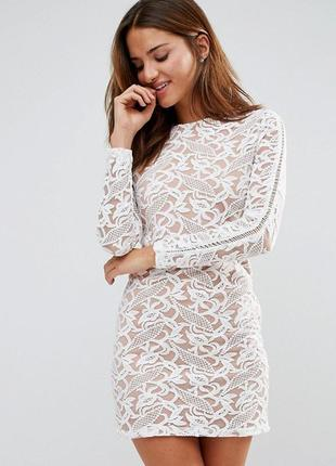 Ліквідація товару до 29 грудня 2018 !!!  платье мини pixie & diamond
