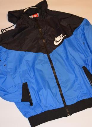Мужская ветровка куртка nike