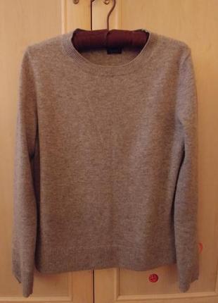 Теплый свитер 100 % кашемир