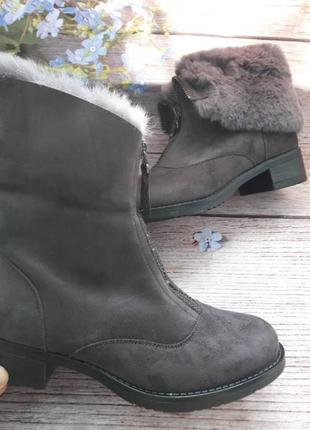 Зимние ботинки 37,38 в наличии