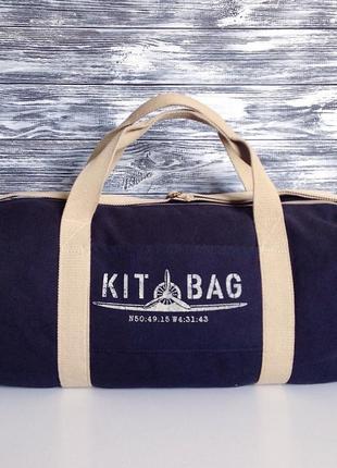 Дорожная сумка спортивная kit bag