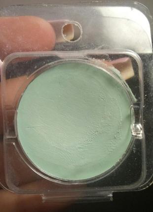 Корректор зеленый для лица от прыщей aden  и malva
