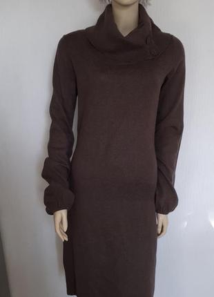 Платье promod кашемир шелк шерсть котон + подарок