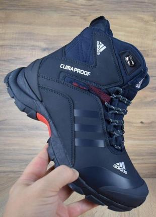 Мужские зимние ботинки кроссовки adidas climaproof высокие 41-45 ... eaeb45f3018
