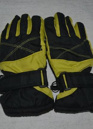 Детские перчатки краги thinsulate insulation 40 gr.crivit