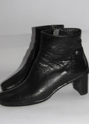 Geox_кожа германия, женские качественные ботинки 5р ст.25,5см m20
