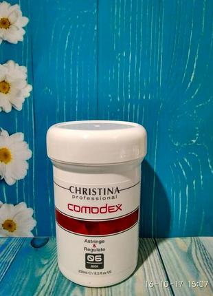 Christina comodex шаг 6 стягивающая и регулирующая маска
