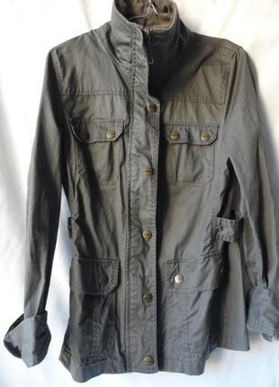 Классная куртка  в стиле милитари