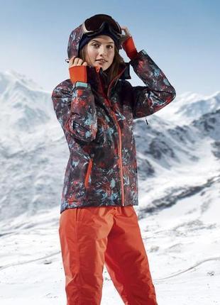 Лыжная термо куртка