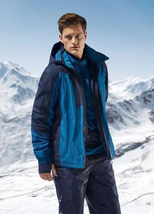 Лыжная термо куртка мембрана eur 52 размер