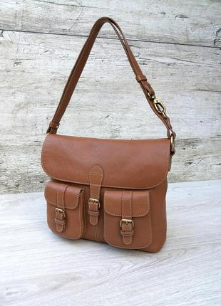Boden вместительная кожаная сумка (100% натуральная кожа)