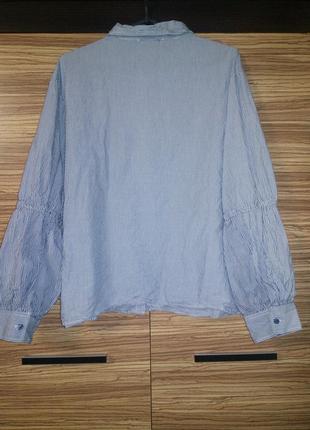 Рубашка с вышивкой primark2 фото