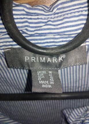 Рубашка с вышивкой primark4 фото