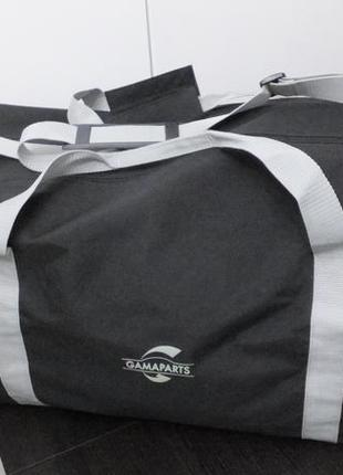 Огромная 74х38х32 см сумка gamaparts германия водонепроницаемая дорожная