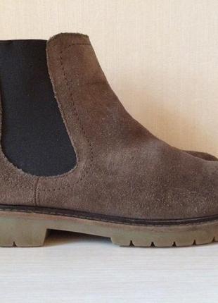 Демисезонные ботинки челси nature оригинал