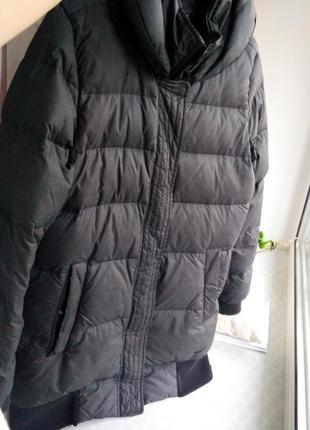 Пуховик, куртка удлинения nike, размер с