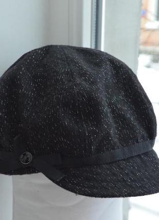 Модный берет шапка