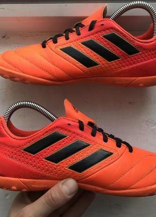Adidas футзалки сороканожки 38-37р оригинал