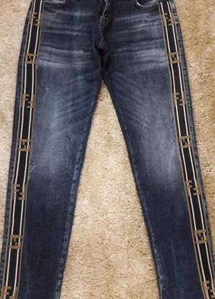 Стильные джинсы amnesia р.25,27,28