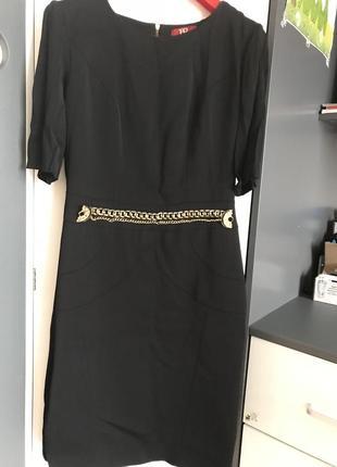 Чёрное платье 👗 balizza