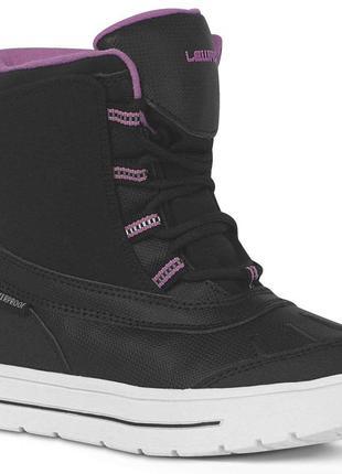 Lewro ))) зимове дитяче взуття waterproof