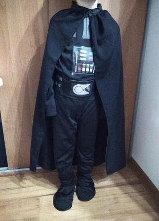 Новогодний костюм звёздные войны на 6-7 лет