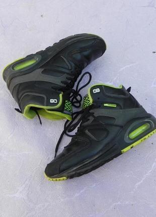 Кроссовки ботинки зимние подростковые restime 38 размер 24,5 см стелька