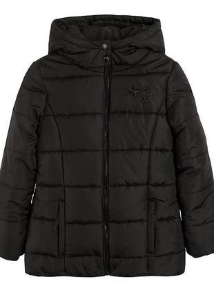 Теплая куртка cool club р.164 для девочки