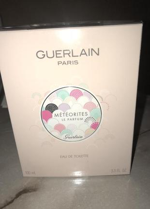 Guerlain meteorites le parfum лимитка 2018 года100ml1
