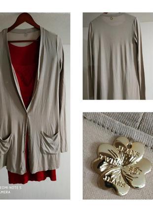 Платье кардиган twin set