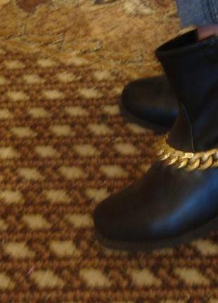 Осенние ботинки 37р