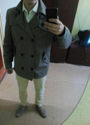 Пальто, бушлат, тренч, куртка h&m р-р. l