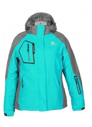 Лыжная мембранная куртка salomon clima pro франция
