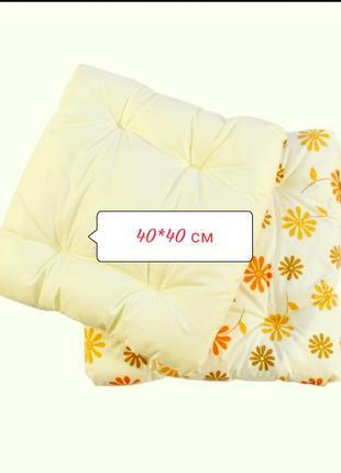 Подушка на стул или кресло