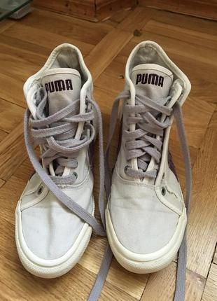 Кеды кроссовки puma
