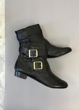 Комфортные ботинки с натуральной кожи  sh1845183 house of horlow