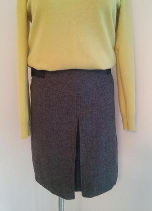 Теплейшая юбка из шерсти