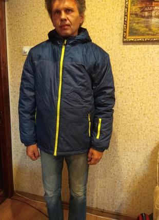 Шикарная лыжная куртка 50 размер