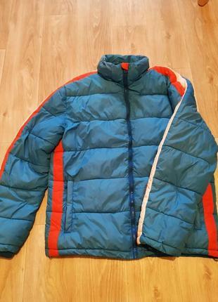 Зимняя теплая куртка/пуховик remain 54-56 размер