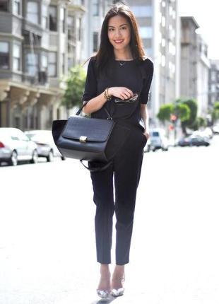Идеальные базовые классические брюки