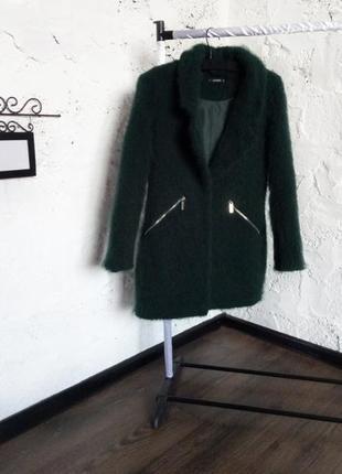 Актуальное длинноворсовое пальто dunnes