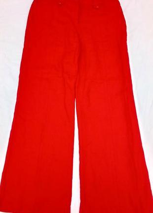 Новые льняные брюки размер uk 12