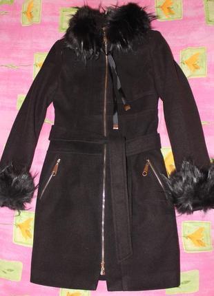 Пальто,плащ зимнее