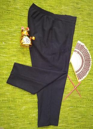 Супер брюки зауженные  с высокой посадкой англия2