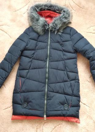 Куртка зимняя на синтепоне1