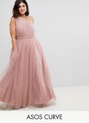 Пышное платье с фатином asos,р-р 202
